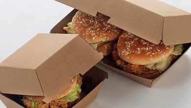 Photo of 5 doubts about burger boxes that you should clarify