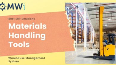 Photo of Essential Materials Handling Tools : Best ERP Solutions and Warehouse Management System