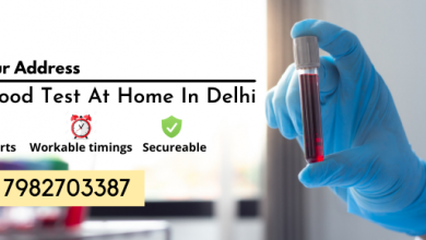 Photo of Blood Test At Home In Delhi