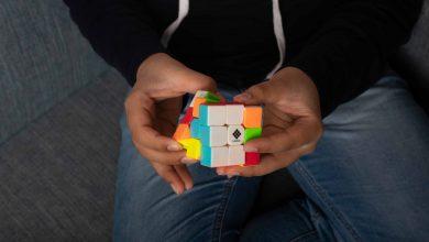 Photo of Principles of solving Rubik's cube