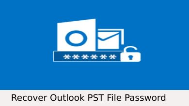 Photo of Outlook PST File Password Remover on Windows