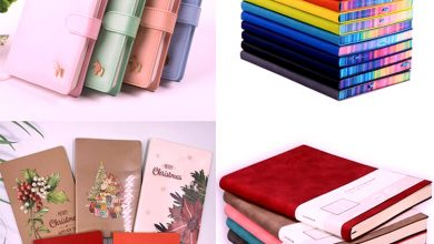 Photo of Three eco-friendly things to do with used customized journals