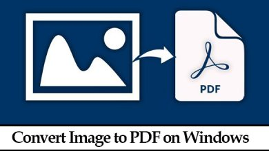 Photo of How to Convert JPG To PDF In Bulk on Windows ?