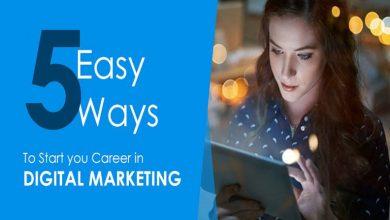 Photo of Easy Ways to Begin your Career in Digital Marketing