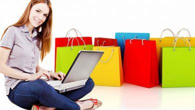 Photo of Online shopping is an easy way