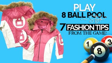 Photo of Play 8 ball pool in style! 7 Fashion tips from the game!