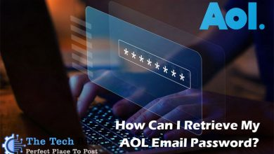 Photo of How Can I Retrieve My AOL Email Password?