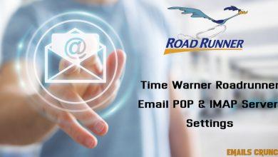 Photo of Steps for Time Warner Roadrunner Email POP & IMAP Server Settings