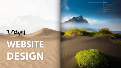 Photo of The epitome of Travel Designs That Showcase On CSS Web Design Awards Portals