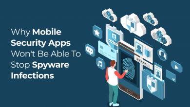 Photo of Mobile Security Apps Won't Be Able to Stop Spyware Infections