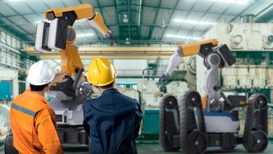 Photo of Reaping the Benefits of AI Solutions for Manufacturing Industries