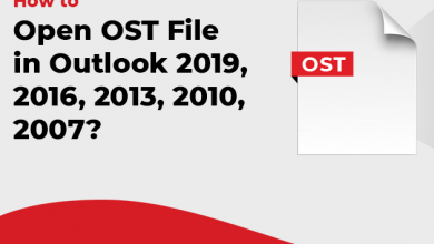 Photo of How to Open OST File in Outlook – 3 Easy Methods