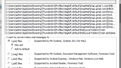 Photo of How to Export Mozilla Thunderbird email to Outlook 2007, 2010 & 2013