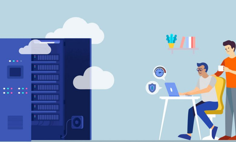 Windows dedicated hosting