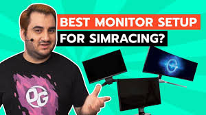 Photo of Monitors for Sim Racing